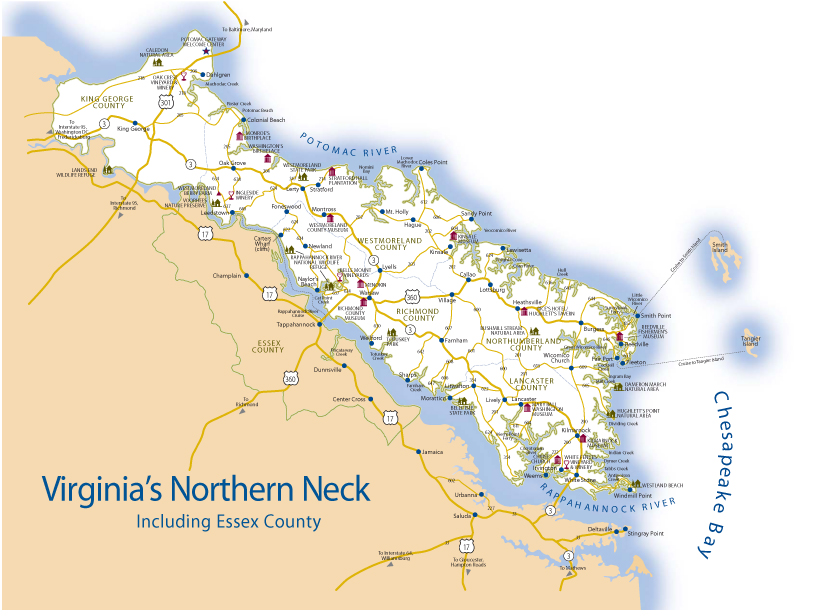 Northern Neck Soil and Water Conservation